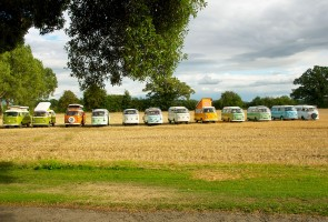 Refurbished vw campers built as new