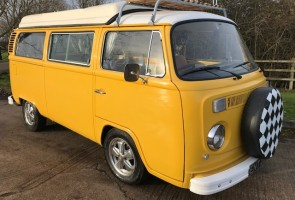 classic vw campers for sale Oxfordshire