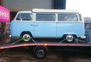 vw kombi for sale in Australia? why not buy an excellent example with hassle free shipping from the u.k?