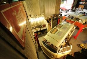1972 rhd Dormobile built to order