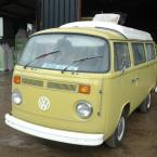 Original paint and interior, lovely rare bus in this condition.