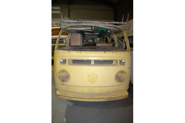 So nice to have original paint work and no welding!!