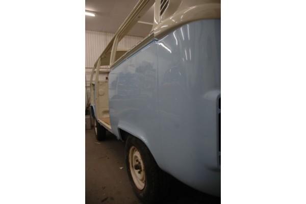 1976 oz import vw camper for sale