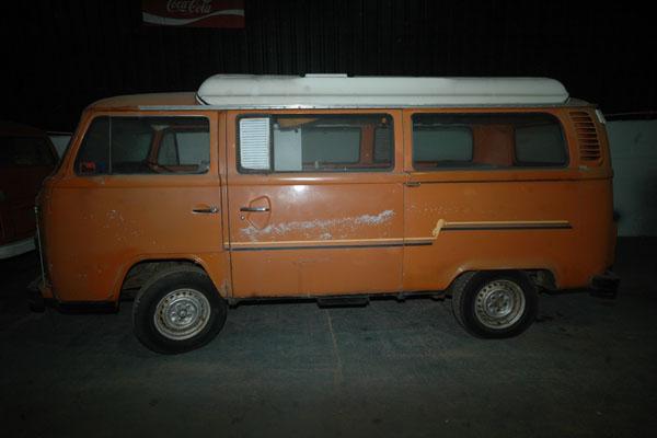 RHD VW campers for sale