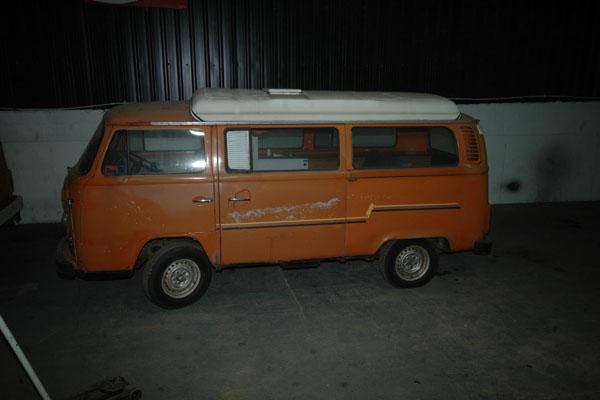 RHD oz import vw camper for sale