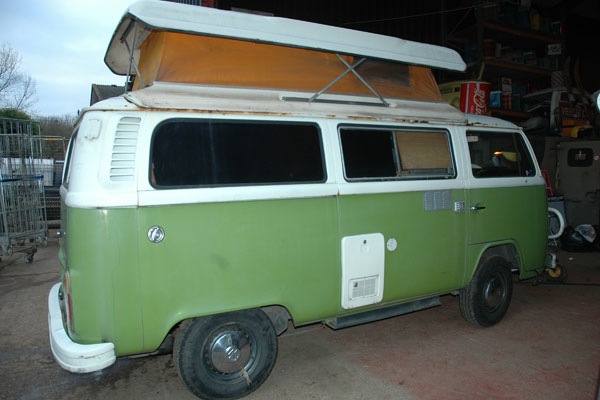 vw camper vans for sale autos weblog. Black Bedroom Furniture Sets. Home Design Ideas