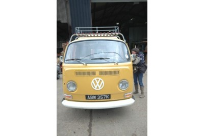 **2-4-11 collected by the Evans of GLOS**1972 RHD 3 owner, 105 000miles!! original paint Oz Campmobile