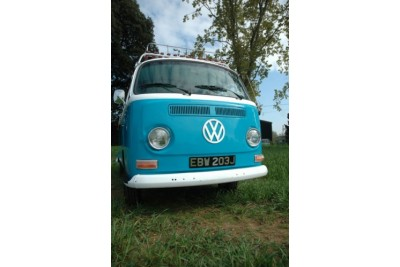16-4-11 collected by Rick and Julia of West London.  '71 vw camper.