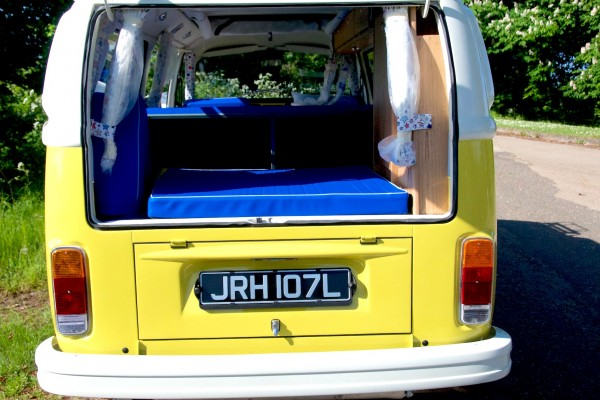 RHD automatic vw camper for sale