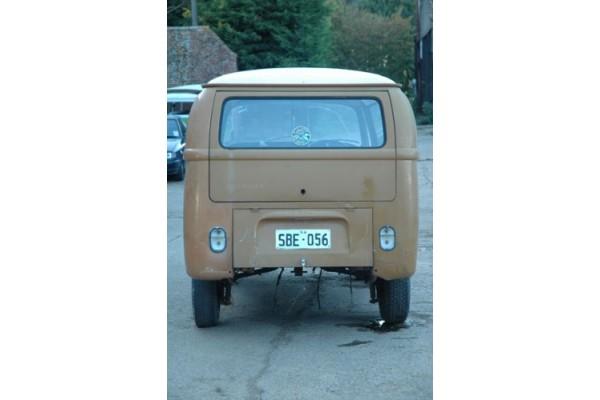 1971 RHD vw camper