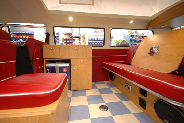 G 39 day kombis builds builds past and present for Vw kombi interior designs