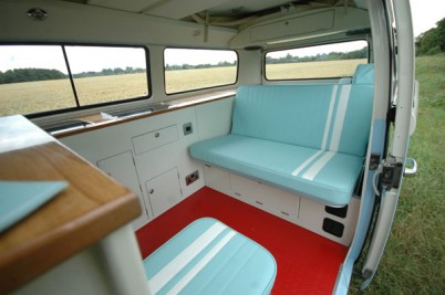 1971 RHD VW camper. The Fawells of Bucks. Unreal bus, one awesome spec and finish.... collected 9-7-11