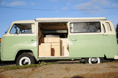 ***JULY14th SOLD TO THE LOBLEYS**  Birch Green and white Wanderer. 2 litre engine, gearbox, campershak interior, fully loaded 12 months warranty
