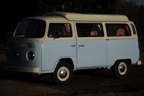 lovely oz import RHD camper