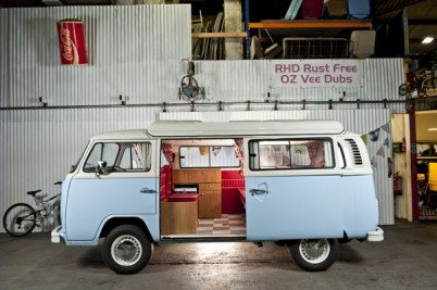 24-5-2012 ** collected by the Sadlers**1976 RHD Vw camper van for sale. Complete: Full G'day Wanderer spec Ready to go..