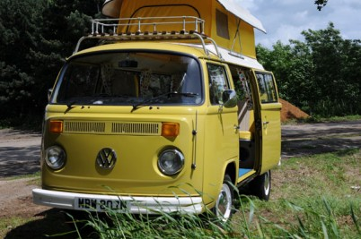 16-6-2012**Collected by the Boylans** RHD VW campervan for sale. Automatic 1800, original paint. lovely inside and out..£23 500 inc vat try and find better..