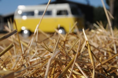 ** Collected by the Quinn's 23-7-12 and off to France!** Full Wanderer spec** 1974 Banana yellow and white repaint RHD Oz imported vw camper van