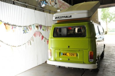 **26-3-13 collected by The Kirhams of London** Late Westfalia 5 berth camper LHD Californian import. 2 litre injection. Full repaint mint inside and out