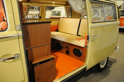 **30th of May-2013 SOLD to the Considines of Bucks** Super rare and super lush RHD Late Westfalia. 1 owner in Oz FSH. Be quick..
