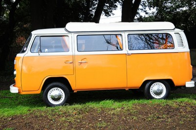 John and Rich's bus. Another Safari Deluxe built. RHD rust free South African import.
