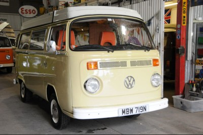 **SOLD to the Bazeley-Smith family** Ultra rare RHD Late Westfalia, Shipped to Australia from new. Ultimate van for a family of 5