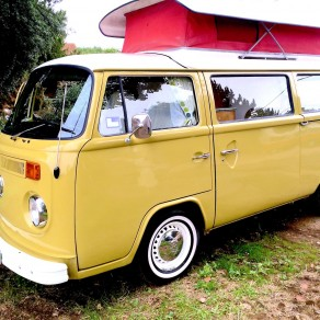 **August 2016 SOLD to the Martin family**  £24 995 RHD VW camper for sale, 2.1 motor, lowered, Porsche wheels, lovely interior all for £24 995