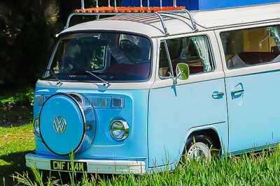 Dave Clelands VW camper built to order Chiswick London