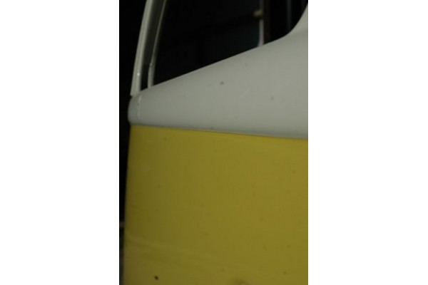 another exterior shot showing the high quality paint job