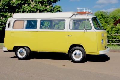 Back in for sale 07.09.2020 Classic RHD vw camper. Australian import, Wanderer deluxe spec