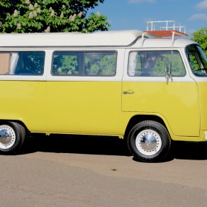 November 2020 A Classic RHD vw camper for sale. Australian import, Wanderer deluxe spec