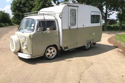 FOR SALE: The boss's bus. very rare RHD Jurgens autovilla. Now lowered running 17