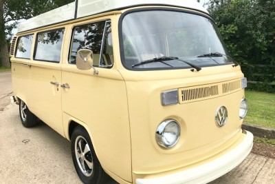 **July 2017 ** LHD Westfalia berlin deluxe Californian import full repaint in original and Rare ceylon beige. 2 litre injection engine. FULL RETRIM AND REBUILD