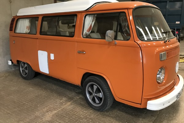 rhd rust free bus
