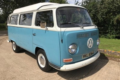 ***Deposit taken, The Edmunsen's of Oxfordshire*** JUST IN. 1971 Rhd U.K Danbury. U.K van. Always garaged and the best I have seen.
