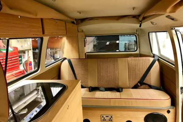 RHD vw campers For Sale