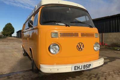 **June 2018 FOR SALE **SALE PRICE £28 995**  Mint LHD Westfalia, fresh repaint, new floor tiles, pop top canvas, perfect inside and out