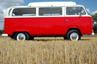 1971 1 owner U.K Dormobile, Original white paint: mint!! *gone 27/7/09*