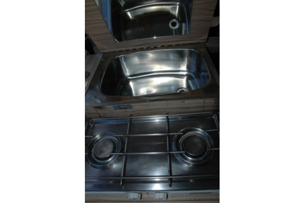 As new sink