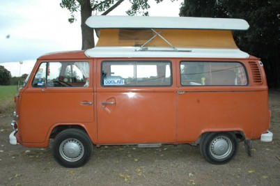 ** 10 - 7 -10  collected by The Wrights of Bristol**Original Paint, 2000 engine, 4 berth camper. Mint inside and out