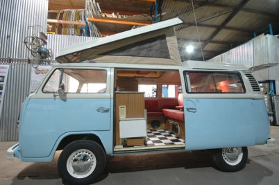 *** Collected 19th October 2009 by Rose Tapper ***1973 Rare Westfalia Automatic, Imported from Australia by us and then given a make over
